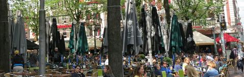 Area Leidse Square Amsterdam apartments