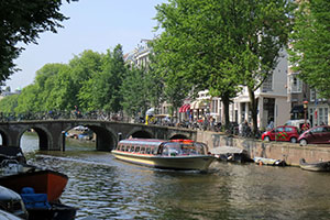 Amsterdam Canal Belt area apartments