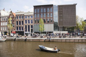 2014 Anne Frank visitor number rises to 336 people per hour