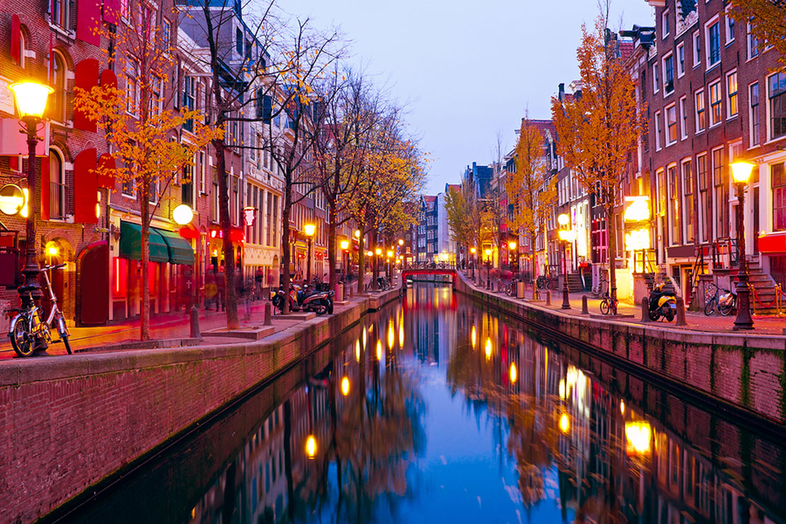 Red Light District, Amsterdam
