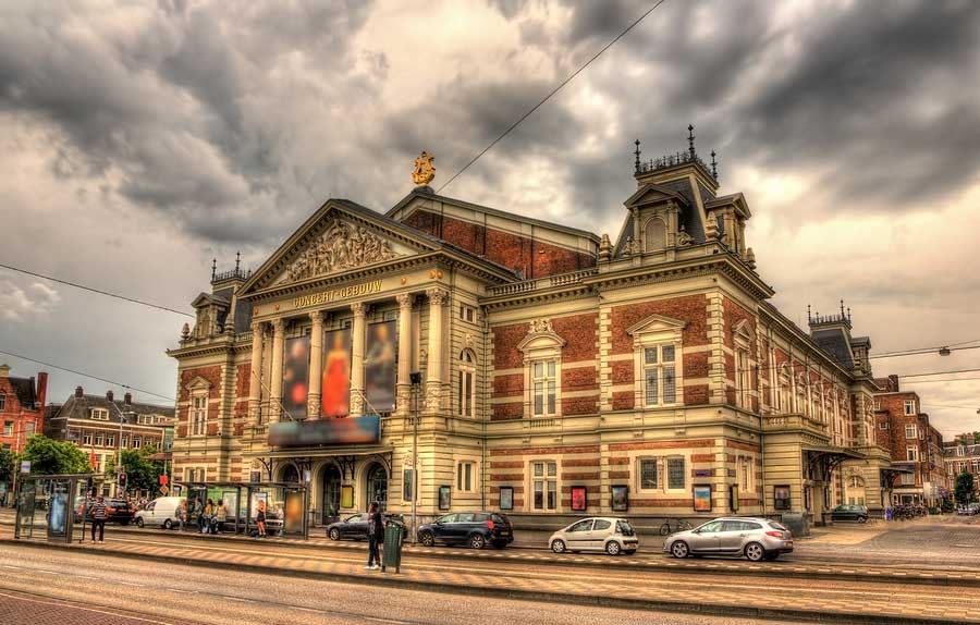 Amsterdam theatres and entertainment