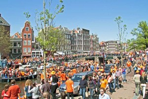 King's Day Amsterdam 2016
