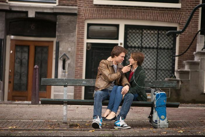 The Fault in Our Stars – A romantic movie which features the magnificent city of Amsterdam