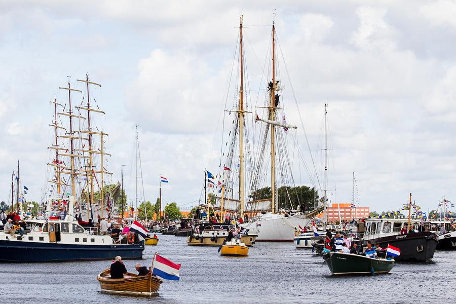 SAIL Amsterdam 2015 – the largest nautical event in the world
